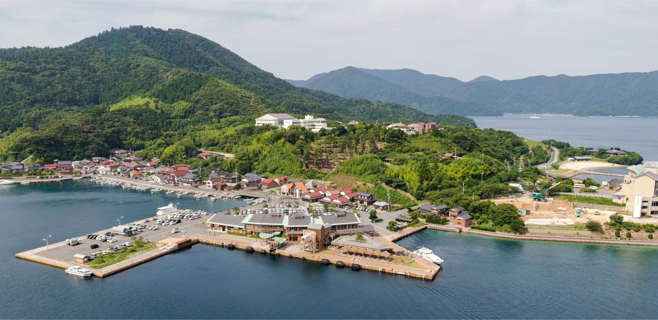 海士町の風景